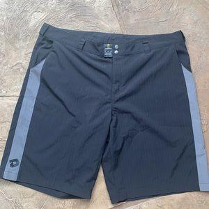 Demarini men's Shorts Black 3X NEW